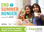 End Summer Hunger Downloadable Poster