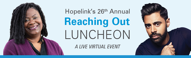 Reaching Out Luncheon 2021