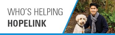 Who's Helping Hopelink